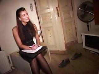 Donna Lucia als Sozialarbeiterin - Alles fuern Arsch