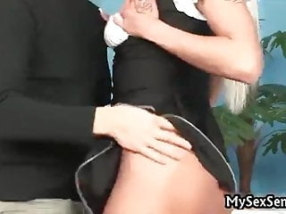 Black Diamond gets fucked hard by fat