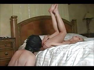 Beautiful mistress use a licker...