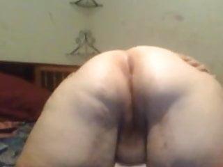 Krystal Clark's ass