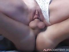 skinny milf getting destroyed with big cockfree full porn