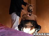 Krakenhot - Mature blonde Daniela Evans in BDSM Submission