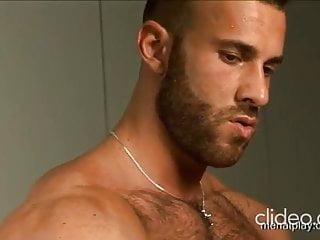 Gianluigi erotic solo Italian way  (DILF)