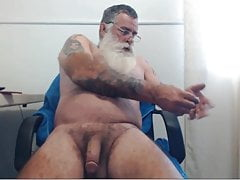 Granddad Massive Cock