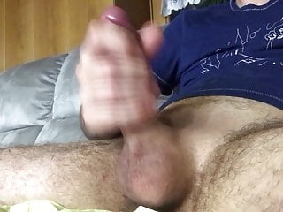 Long edging cumshot