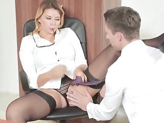 babes - office obsession – Lutro and Anna Polina