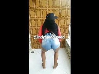 Brazilian sexy girl dancing explicit funk...