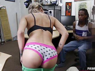 Weird guys pawns her girl 039 ass...