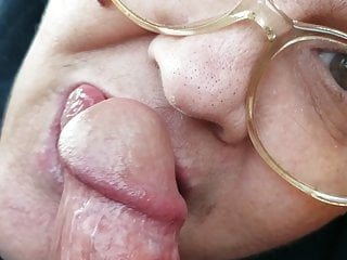 American Bbw video: swallow it all