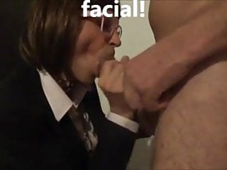 Hot blowjob shemale today...