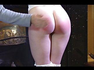 Botom spanked