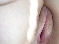 Girlfriend playing in HD closeup