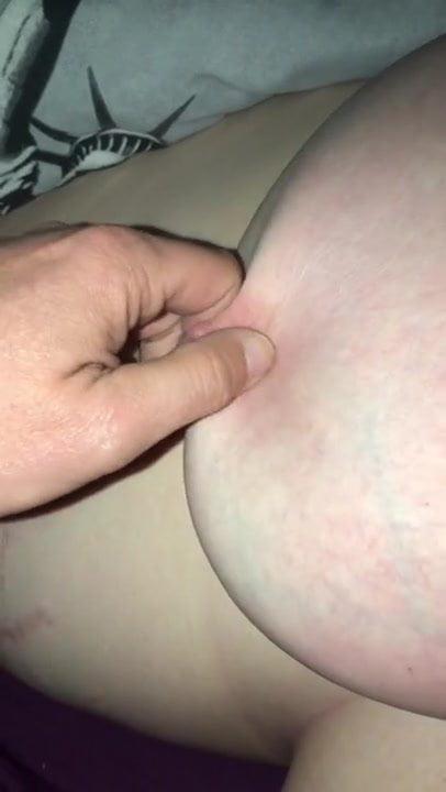 Big Saggy Tits Creampie