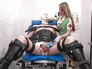 Mistress Miranda with male sub