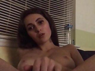 Masturbating show perillity...