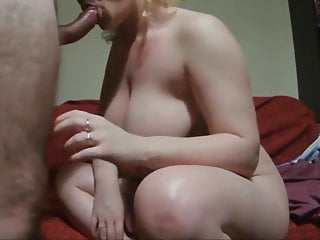 BLOWJOB AND ANAL FUCK TO ORGASM BUSTY NORWEGIAN hot milf