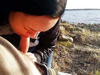 Romantic of love with ducks...