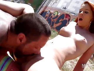 stella dreckig und versaut outdoor gefickt Porn Videos