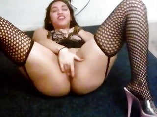 Ass masturbates and moans 4 camera pt 2...