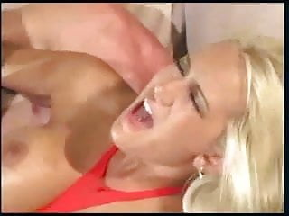Trina Michaels bodystocking anal
