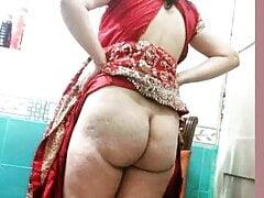 Indian big ass aunty