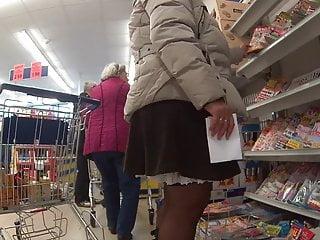 Flash when shopping