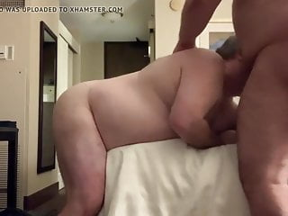 Chubby gets bare fucked...