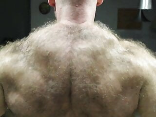 سکس گی OMG ! Bald Hirsute Mature Shows His Hairy Back, Flexes Pecs muscle  mature gay (gay) hunk  hd videos hairy gay (gay) daddy  bear  amateur