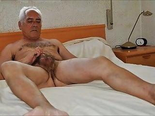 Reclining nudists...