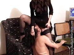 Mistress Bojana - Pussy Licking