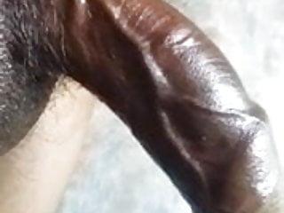 Indian dick closeup cock masag with oil...