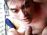 Antarespas Gay Blowjob Deepthroat Doggie Fuck and Facial