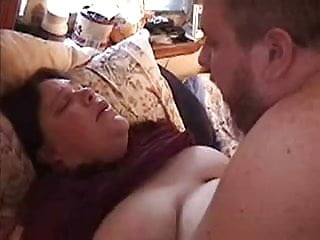 Fat guy fuck inside get her preg...