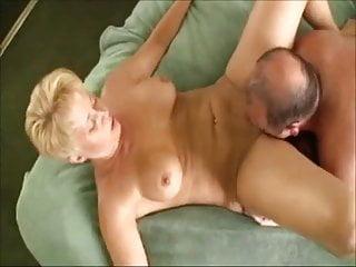 dude fucking blonde mature slut...
