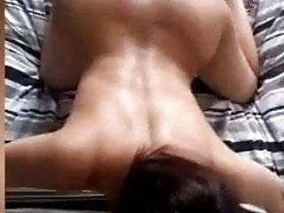 My Indian gf wants a cock from behind when she gives me head