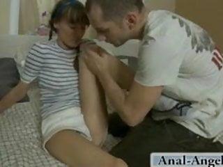 She offers her beautiful body horny boyfriend...