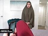 Horny Stepson Teaches Middle Eastern Stepmom Lilly Hall