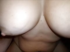 Bouncing boobs fuck!