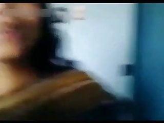 Pakathu veetu aunty secret sex  boiling hot. nighty, saree