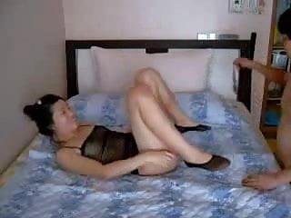 Cute Amateur Korean Gf Pussy Eating