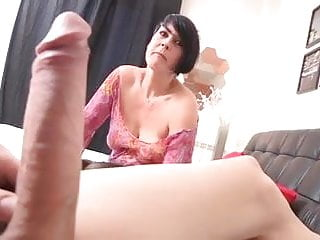 Sex Blowjob Brunette video: Jordi is going to learn a lot with this horny nympho