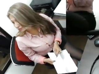Toys Work Receptionist Latin Sexy At