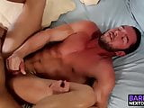 Jason fucks Wesleys virgin ass bareback