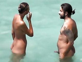 versteckte kamera sex am strand