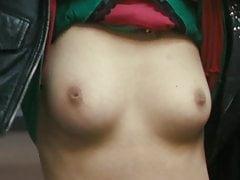 Jessica Brown Findlay's nude tits in ALBATROSS - ass, nipples