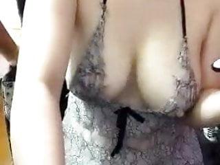 Hübsches chinesisches Cam Girl