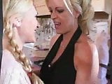 Lesbian Step-Mom Teaches Erotic Bliss