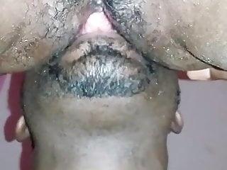 Eating wifey ass part1...