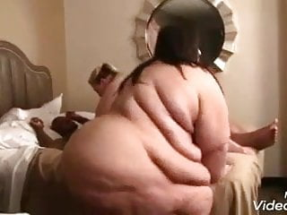 SSBBW 3 ssbbw doominated skinny black men