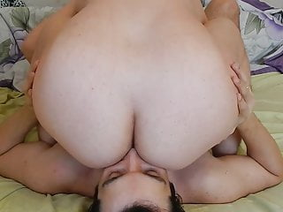 Licking for hairy mature...